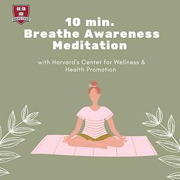 10 min.  Breathe Awareness Meditation Definition Instagram Post .png