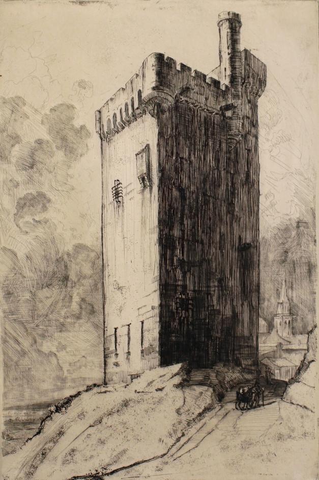 Tour Philip la Bel, 1920
