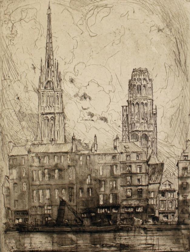 Rouen, 1912