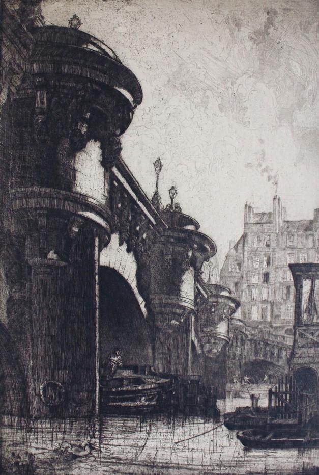 Pont Neuf, 1911