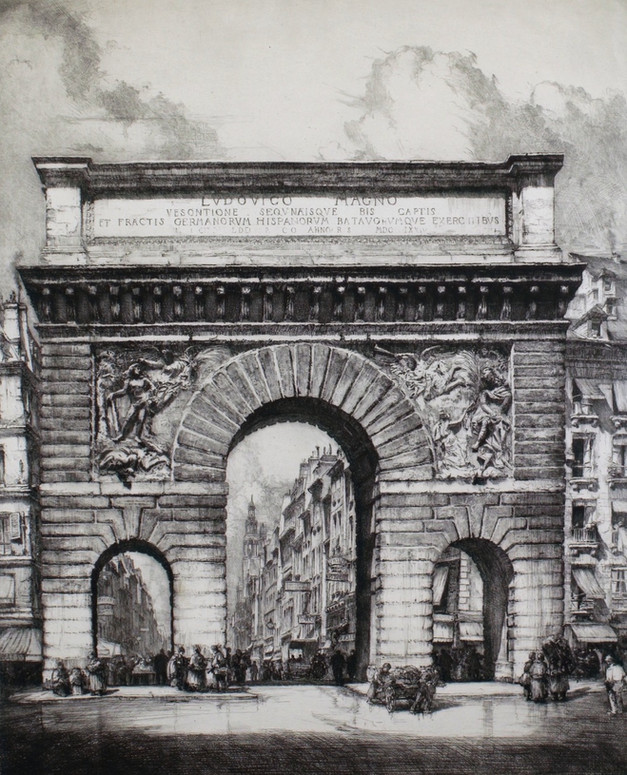 Pont St. Martin, 1923