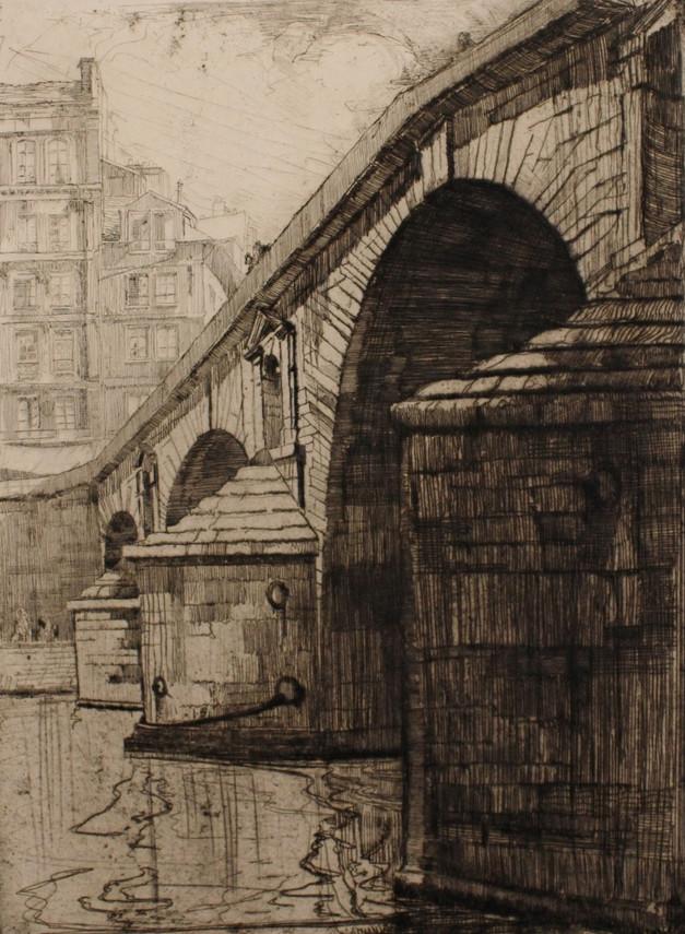Pont Marie, 1913