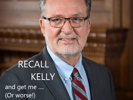 RECALL THE GOVERNOR???