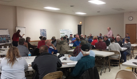 JC6 & CD47 Community Watershed Meeting