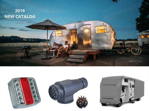 Trailer & Caravan - New Parts And Accessories