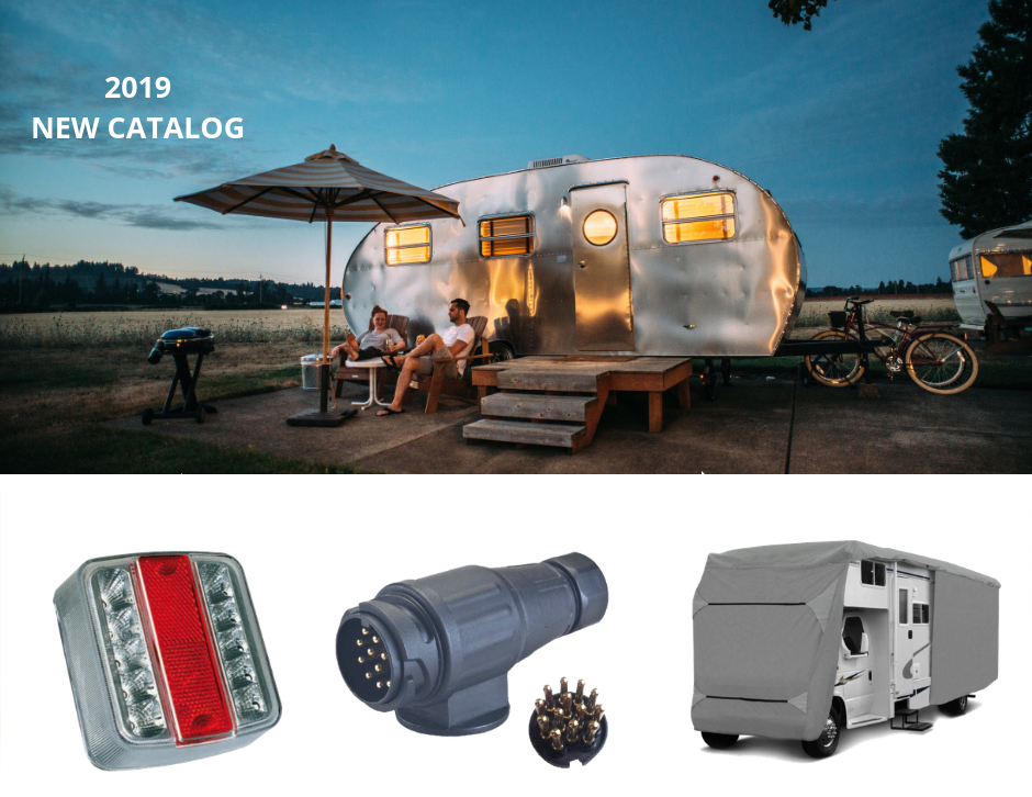 Parts and car accessories for trailers and caravans - Tiroflx