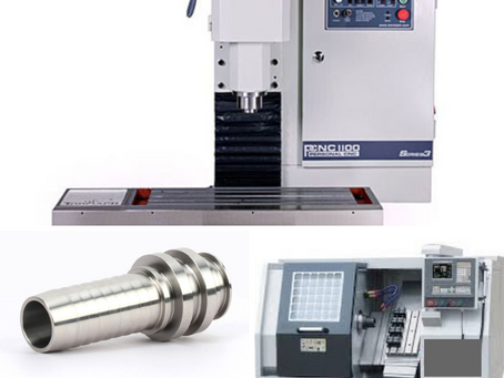New! CNC - Metal Processing, Precision Parts