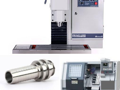 New! CNC - Metal Processing, Precision Parts