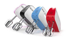 COMPACT CLIP ON HAND MIXER