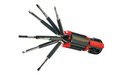 6 IN 1 MULTI-SCREWDRIVER TORCH