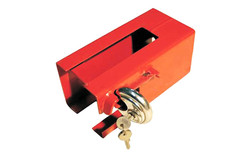 COUPLING HITCH LOCK
