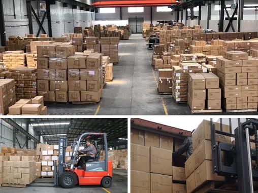 Tiroflx celebrates the opening of a new warehouse