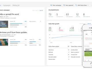 Novos aplicativos de negócios no Office 365 Business Premium ajudam você a executar e desenvolver su
