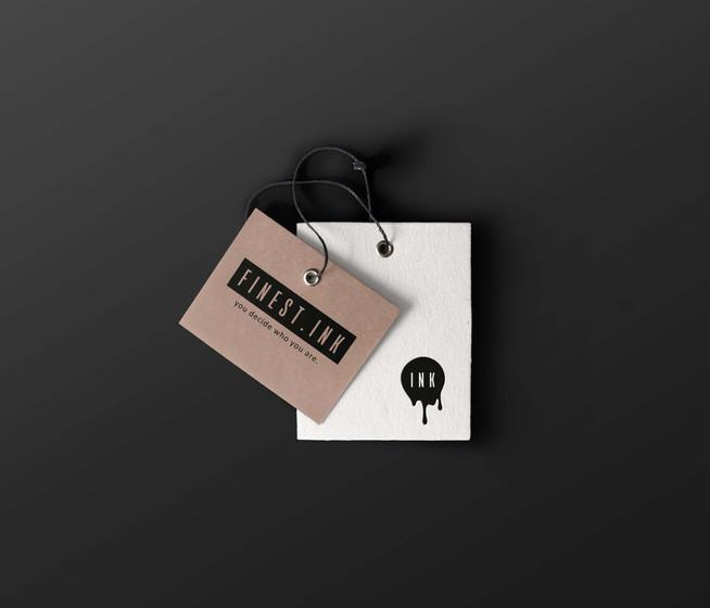Logodesign // Finest.Ink