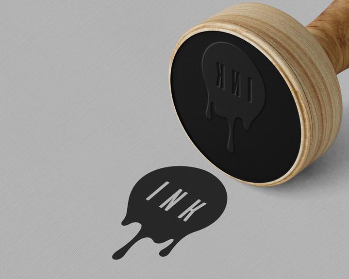 Logo // Stempel // Finest.Ink