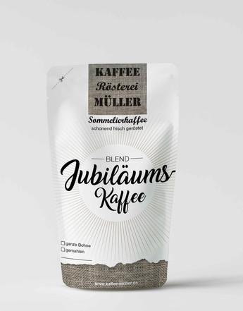 Packaging Design // Kaffee Müller