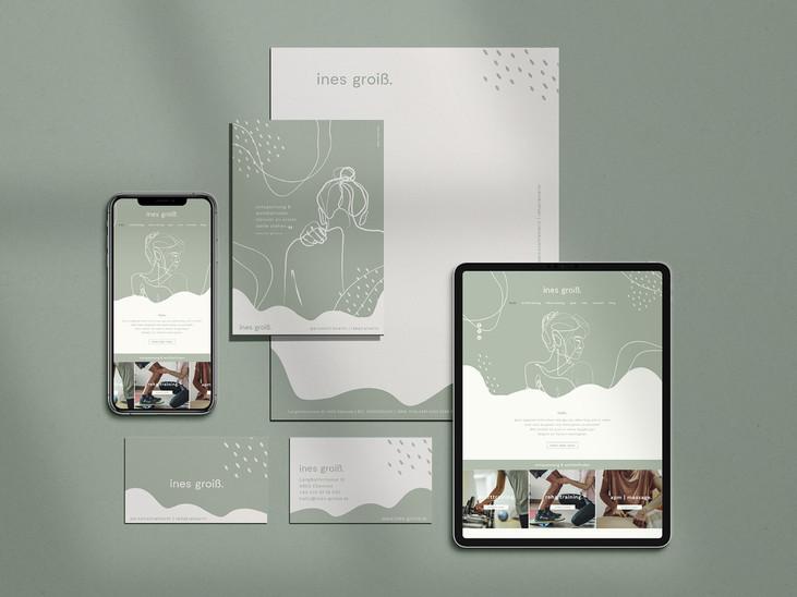 brand identity // grafikdesign & illustration