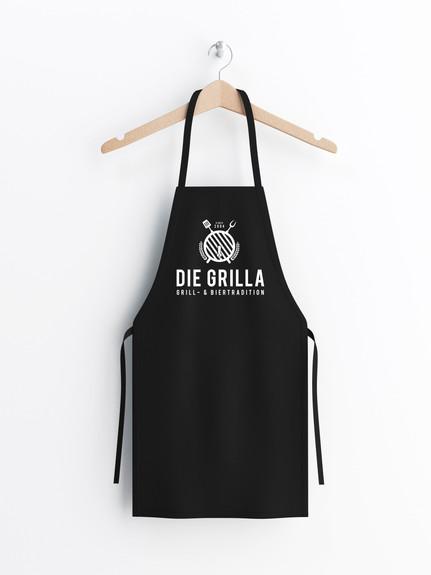 Branding & Textildesign // DIE GRILLA