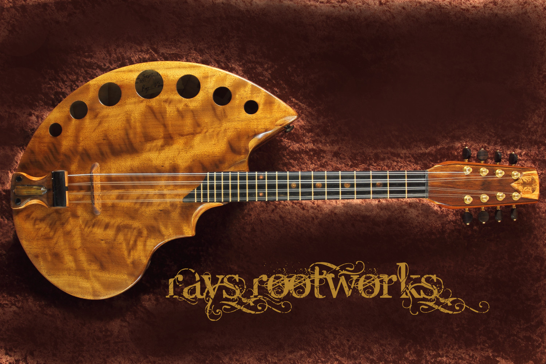 8 string tenor ukulele