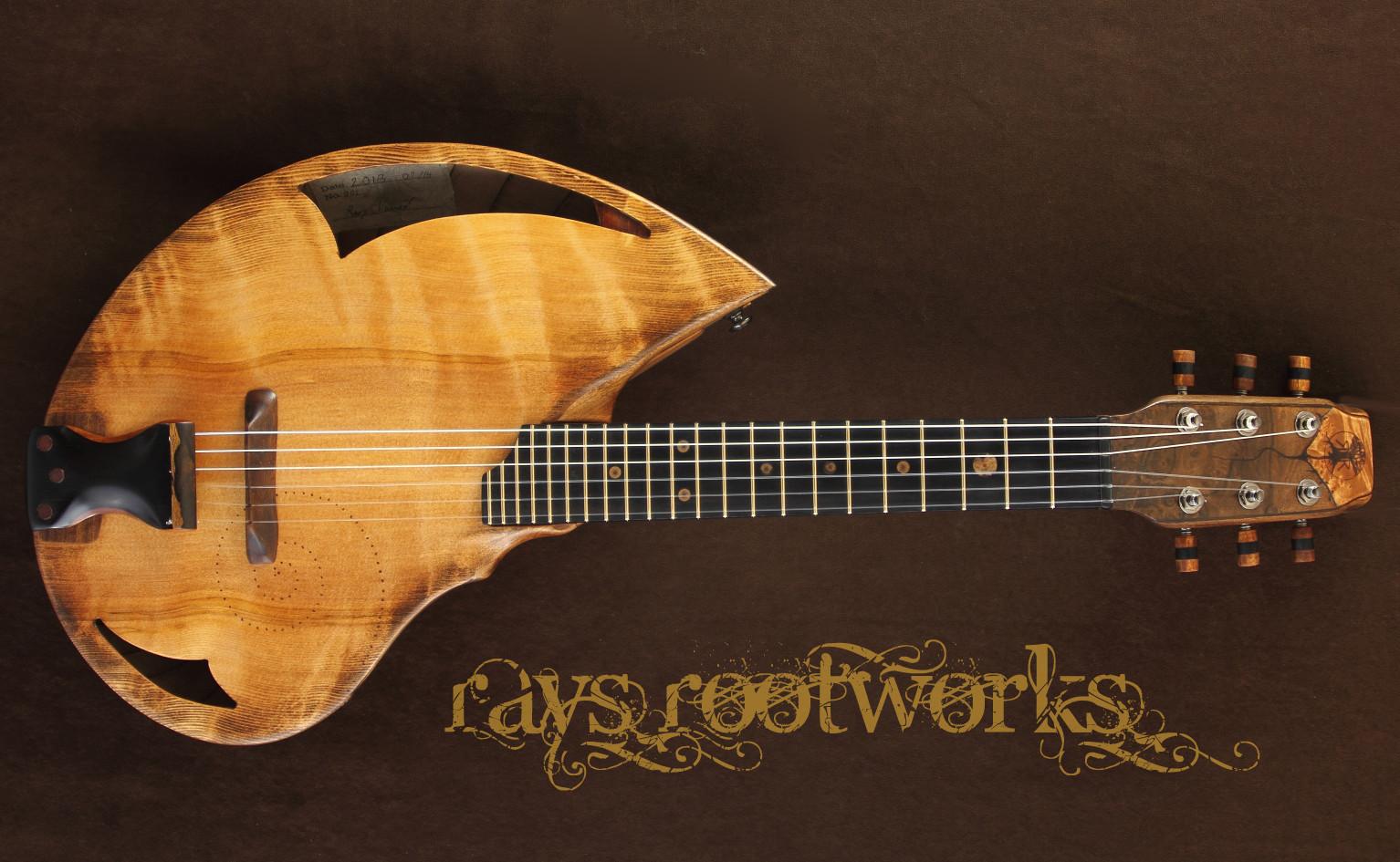 Guitalele guitar