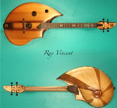 4 string Octave Mandolin