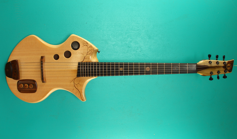 Guitar, Hollow body 2020