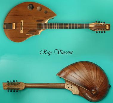8 string baritone ukulele