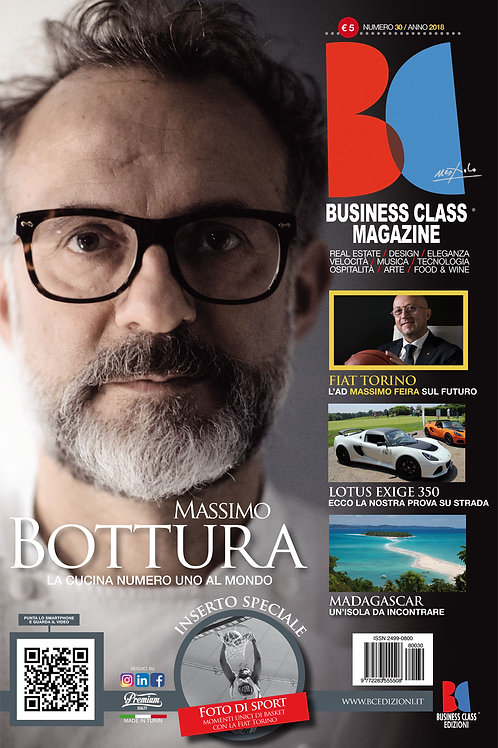 Business Class Magazine n.30