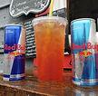 Red Bull Italian Soda