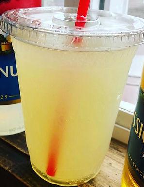 Lemonade Granita