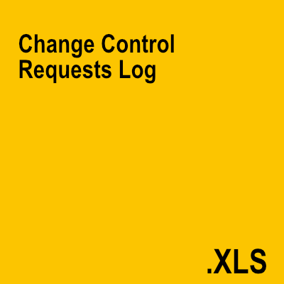 Change Request Tracking Log