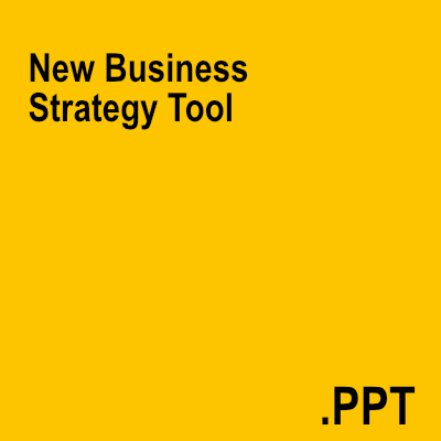 New Business Strategy Tool