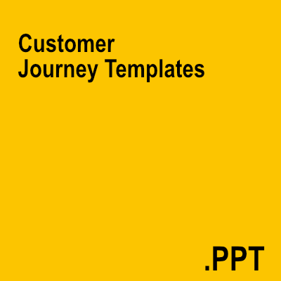 Customer Journey Templates