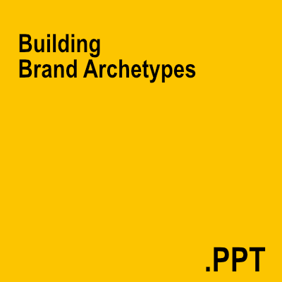 Building Brand Archetypes
