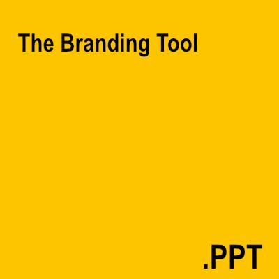 The Branding Tool