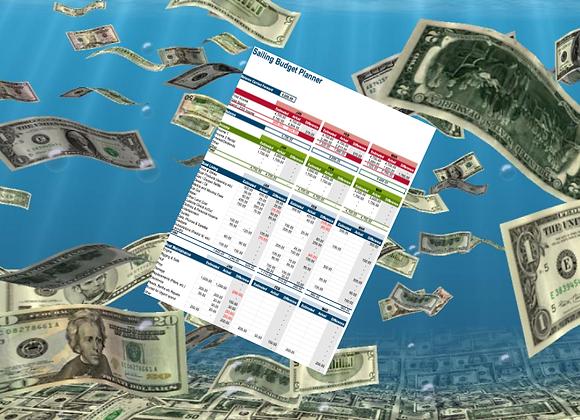 Sailing Budget Planner