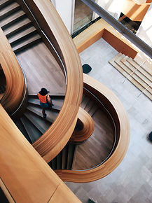 Twisted Staircase