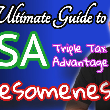 Health Savings Account (HSA) - The Best Tax-Advantaged Account in the Universe (When Used Correctly)