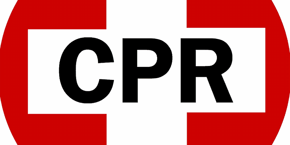 Pet CPR Certification 12-1 PM