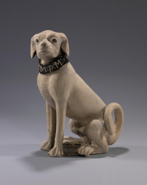 Burnap Stoneware Collection Male Hound