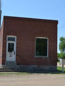 Bank-Post Office