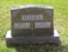Hoel cemetery stone.jpg