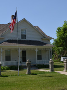 Melby-Rogness House