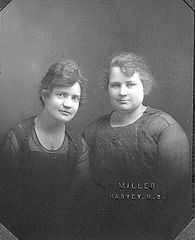 Christine O and Grace M.Hanson.jpg