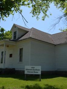 Johnson-Jacobson-Ostrem House