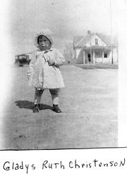 Christianson, Gladys b 1926 in Manfred.j