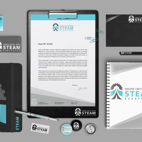 Branding for Greater Capital Region STEAM Ecosystem