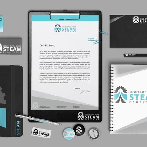 Branding for Greater Capital Region STEAM Ecosystem
