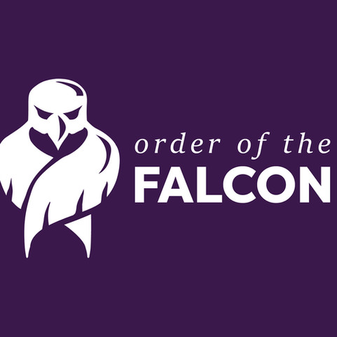 Branding for Order of The Falcon