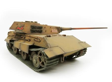 """1/35 パンターⅢF型""""Pantherzähne"""""""